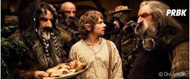 """""""O Hobbit: A Batalha dos Cinco Exércitos"""" encerra a trilogia baseada no livro de J.R.R. Tolkien"""