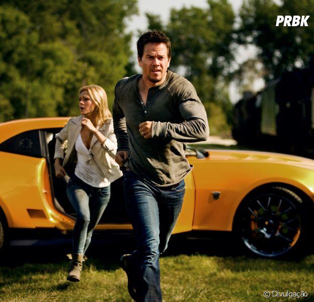 """Mark Wahlberg estrela quarto filme da franquia """"Transformers"""""""