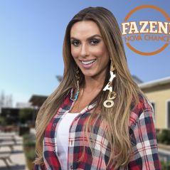 """De """"A Fazenda 9"""": Nicole Bahls ganha imunidade e ex-BBB Flávia Viana é a primeira fazendeira!"""