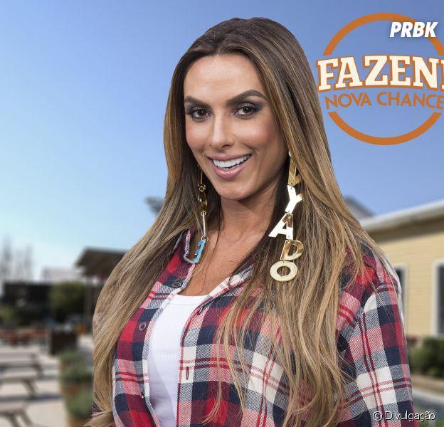 """De """"A Fazenda 9"""": Nicole Balhs, Marcos Härter, Flávia Viana e mais no primeiro episódio do reality show!"""