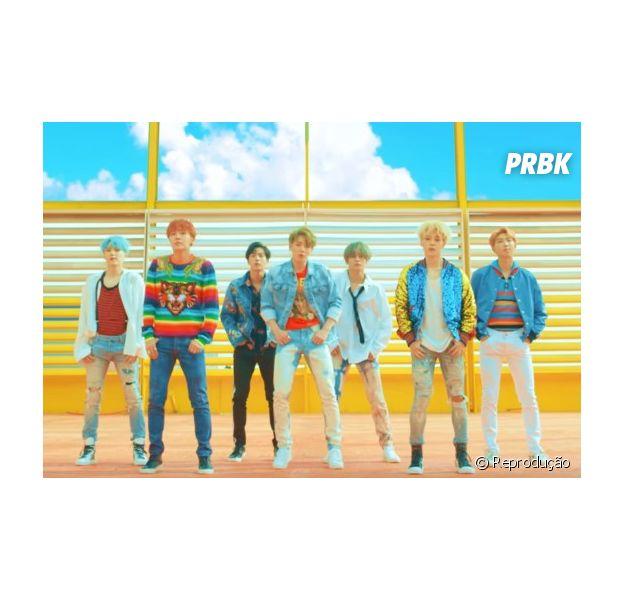 """O grupo BTS está de volta com o novo single """"DNA"""""""
