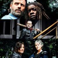 """De """"The Walking Dead"""", na 8ª temporada: Rick, Daryl, Negan e mais 26 novas fotos do próximo ano!"""