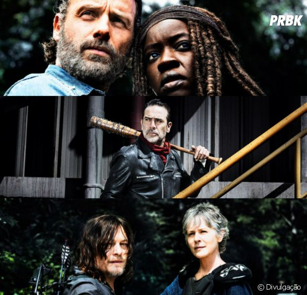 "De ""The Walking Dead"": veja as 26 novas fotos da oitava temporada!"