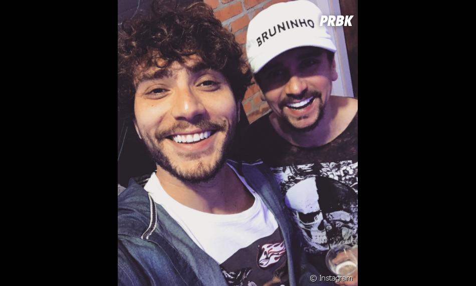 Bruninho e Davi também foram indicados ao Prêmio Jovem Brasileiro 2017 9ec41ac594