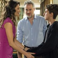 """Em """"A Força do Querer"""": Ivan revela aos pais que está grávido!"""
