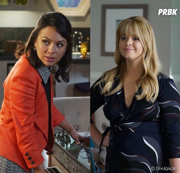 "De ""Pretty Little Liars"": Janel Parrish e Sasha Pieterse serão protagonistas de novo spin-off"
