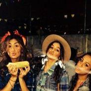 """Após final de """"Em Família"""", Bruna Marquezine curte festa julina com amigas"""