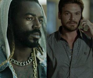 """Em """"A Força do Querer"""", Rubinho (Emílio Dantas) será morto por Sabiá (Jonathan Azevedo)"""