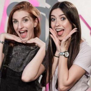 """Canal """"Depois das Onze"""": Gabie ou Thalita? Qual delas é a sua favorita?"""