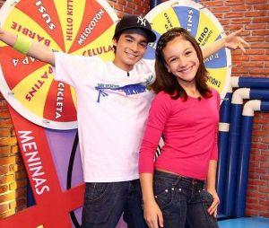 Yudi Tamashiro e Priscilla Alcântara são amigos desde a infância