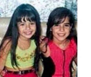 Sandy e Wanessa Camargo são amigas desde a infância