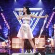 """Apenas algumas pessoas puderam assistir Katy Perry cantando ao vivo as músicas: """"This Is How We Do"""" e """"International Smile"""""""