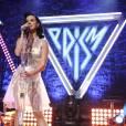 """Katy Perry faz festa de lançamento do álbum """"Prism"""" e canta novo single: """"Unconditionally"""""""