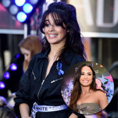 "Camila Cabello posta vídeo dublando nova música da Demi Lovato, ""Sexy Dirty Love"""
