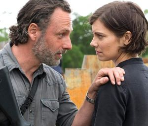 "Em ""The Walking Dead"", Negan (Jeffrey Dean Morgan) pode ser dizimado, segundo Lauren Cohan"