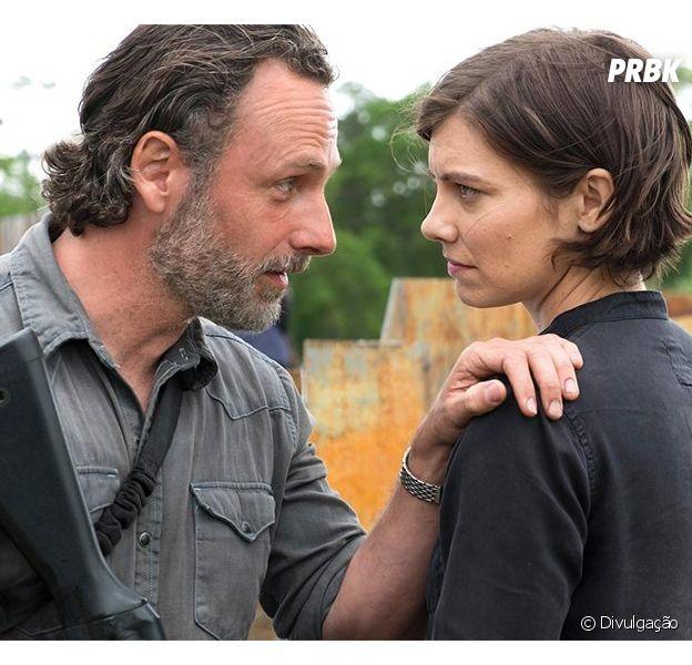 "Em ""The Walking Dead"", Negan (Jeffrey Dean Morgan) pode ser dizimado, segundo Lauren Cohan"