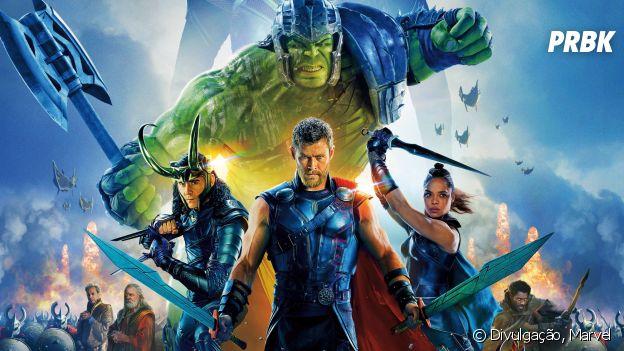 """""""Thor: Ragnarok"""" tem novos personagens apresentados"""