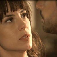"""Novela """"Tempo de Amar"""": Inácio (Bruno Cabrerizo) fica noivo de Lucinda após voltar a enxergar"""