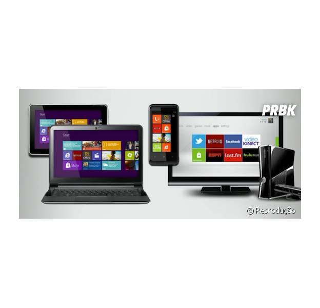 Windows 9 pretende unir todos os dispositivos Microsoft com sistema operacional único