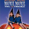"""Mary-Kate e Ashley Olsen já foram feiticeiras mirins no filme infantil """"Dia das Bruxinhas - Feitiço das Gêmeas"""""""