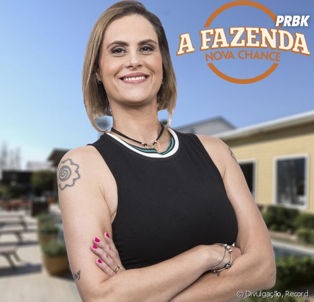"""Em """"A Fazenda"""", Aritana é eliminada em roça contra Flávia!"""