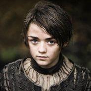 """Maisie Williams, de """"Game of Thrones"""", pode estar em filme de """"The Last of Us"""""""