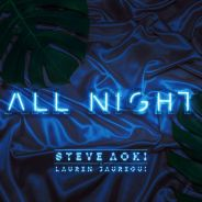 "Lauren Jauregui, do Fifth Harmony, lança música nova com Steve Aoki. Ouça ""All Night""!"