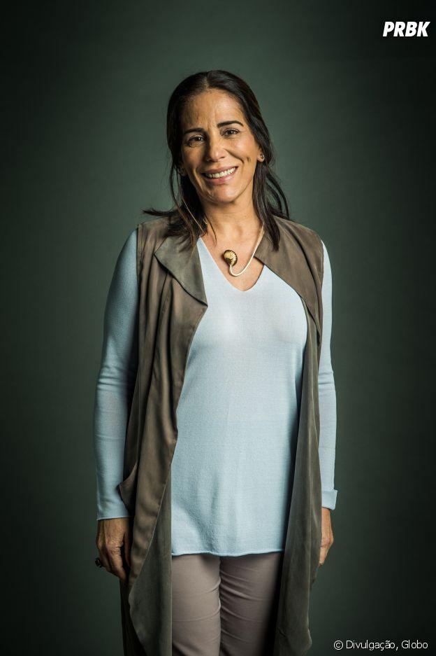 Gloria Pires dá vida a Duda