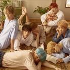 BTS é a primeira banda de K-Pop a alcançar o topo do iTunes nos Estados Unidos!