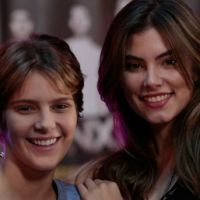 """Bruna Hamu elogia Isabella Santoni em """"Malhação Sonhos"""": """"Já somos amigas"""""""