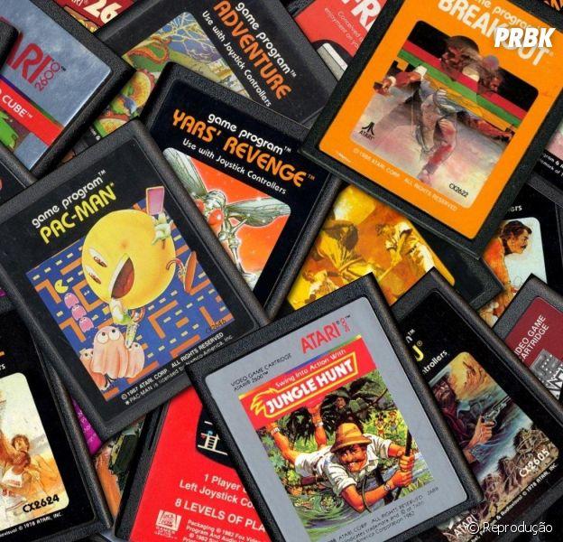 Videogames Vergonha Alheia - todo mundo já jogou um desses