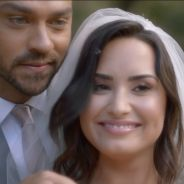 "Demi Lovato se casa com ator de ""Grey's Anatomy"" no clipe de ""Tell Me You Love Me"". Assista!"