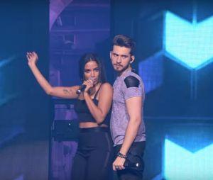 Anitta lança música em parceria com Gustavo Mioto