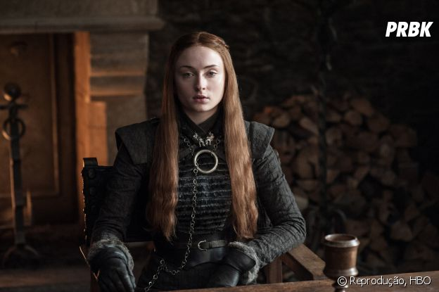 "Sophie Turner fala sobre Sansa na última temporada de ""Game of Thrones"""