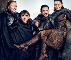 """Última temporada de """"Game of Thrones"""" estreia em 2019, diz Sophie Turner"""