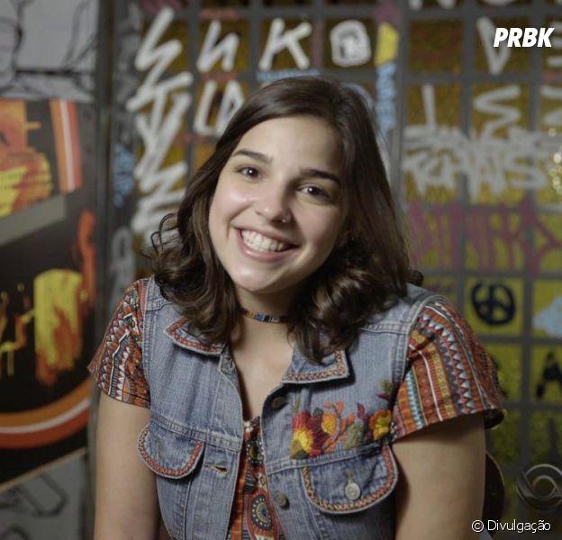 """De """"Malhação"""", atriz que interpreta Keyla (Gabriela Medvedovski) fala sobre futuro da personagem com Tato (Matheus Abreu)"""