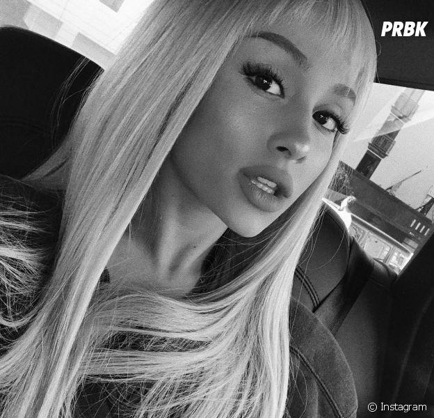 Ariana Grande divulga trecho de música nova no Instagram!
