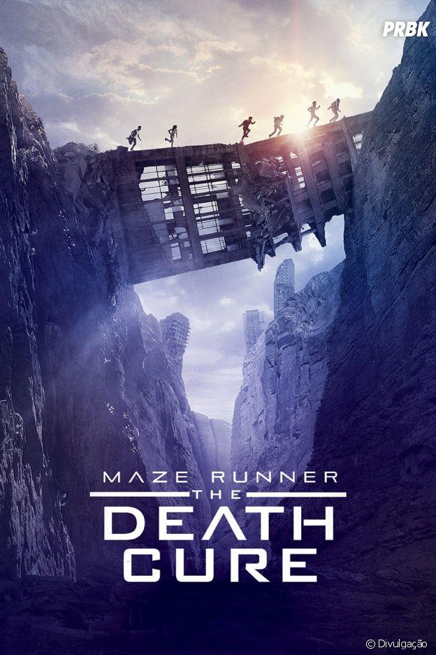 """""""Maze Runner - A Cura Mortal"""": Thomas (Dylan O'Brien) tenta descobrir a cura para o """"fulgor"""""""