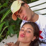 Flavia Pavanelli e MC Kevinho fazem 1 mês de namoro e trocam alianças!