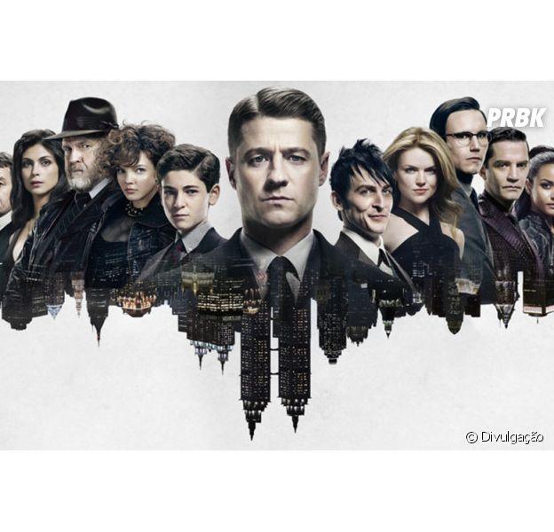 """Em """"Gotham"""", data de estreia e novos atores são revelados!"""