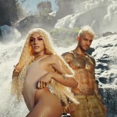 """Pabllo Vittar e Lucas Lucco lançam o clipe de """"Paraíso"""" com muita sensualidade e detalhes incríveis!"""