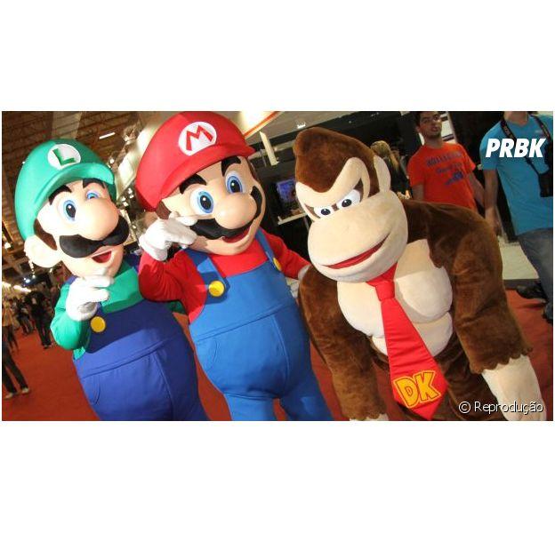 """""""Brasil Game Show 2014"""" vai trazer muitras atrações para os fãs de videogames"""