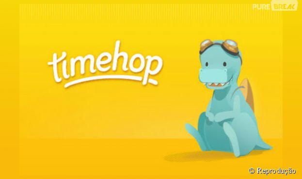 """""""Timehop"""" te relembra o que você estava fazendo há um ano atrás"""