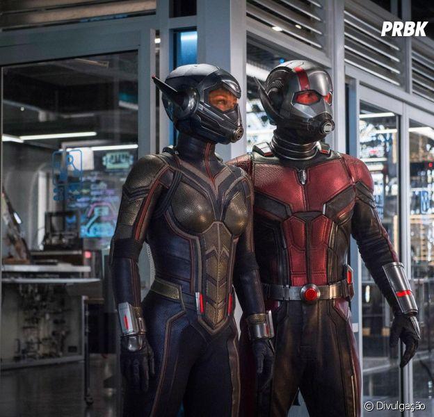 """Veja o primeiro trailer de """"Homem-Formiga e a Vespa"""""""