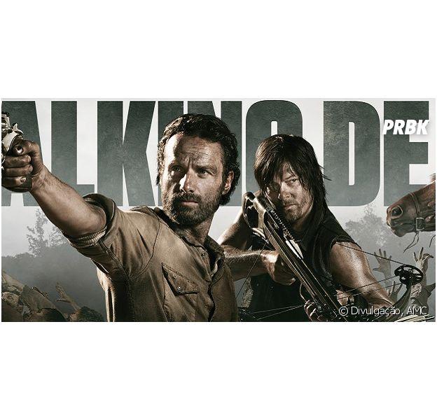 """Novidades estão por vir, na quinta temporada de """"The Walking Dead"""""""