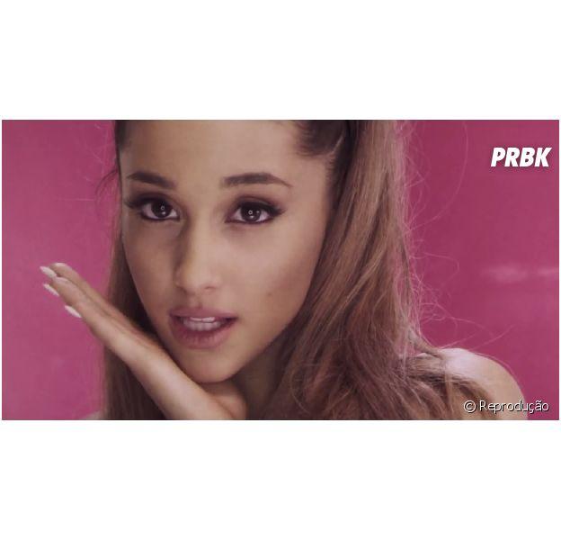 """Ariana Grande é uma das concorrentes do """"Best Lyric Video"""" no VMA 2014"""