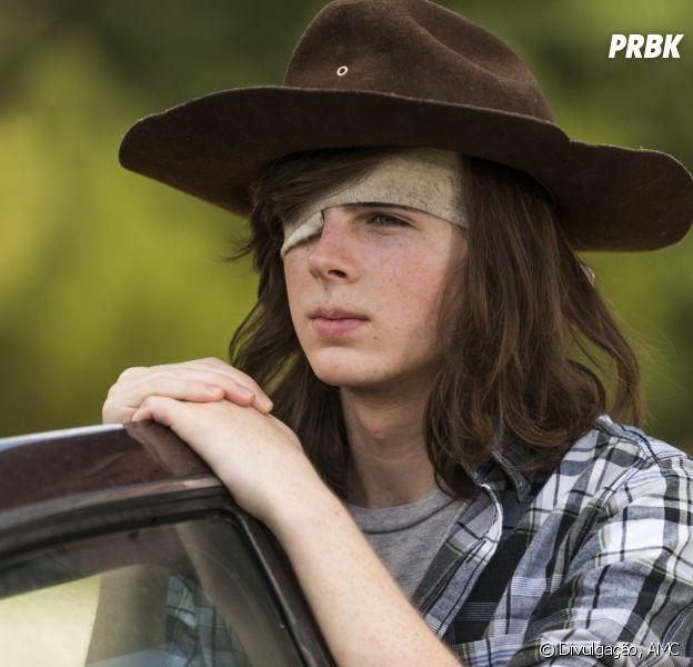 """De """"The Walking Dead"""": Chandler Riggs defende trajetória de Carl"""