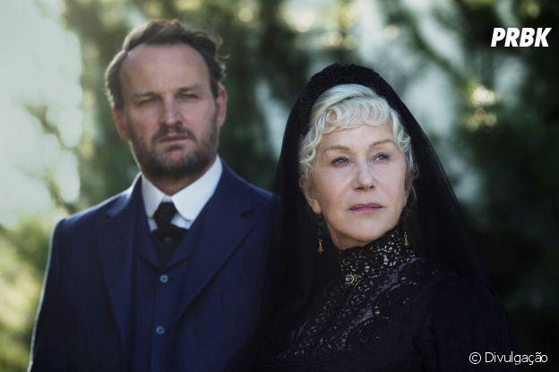 """Filme """"A Maldição da Casa Winchester"""" decepciona com utilização de clichês e história mal aproveitada"""