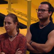 """No """"BBB18"""", Diego e Patrícia desistem da Prova do Líder de resistência!"""