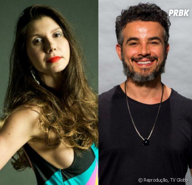 """Em """"O Outro Lado do Paraíso"""": Juvenal (Anderson Di Rizzi) descobre que Desireé (Priscila Assum) é homem"""